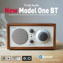 【New】【Tivoli Audio 】New Model One BT ニューモデルワンビーティー /ニューモデルワンBT チボリオーディオ ラジオ Bluetooth コンビニ受取対応【RCP】
