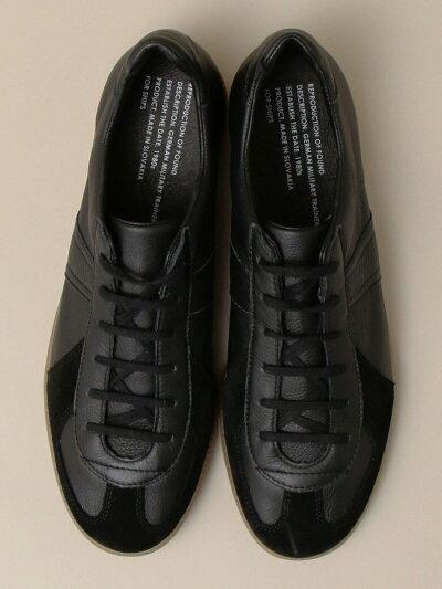 German Trainer 115-43-1052: Black
