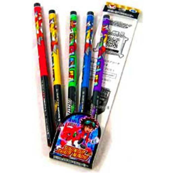 筆記具, 鉛筆 5P10