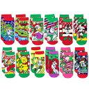 ディズニー靴下 クリスマスバージョン【12個入り】1個あたり...