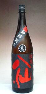 陸奥八仙 芳醇超辛 純米無濾過生1800ml黒ラベル2014年12月入荷新酒