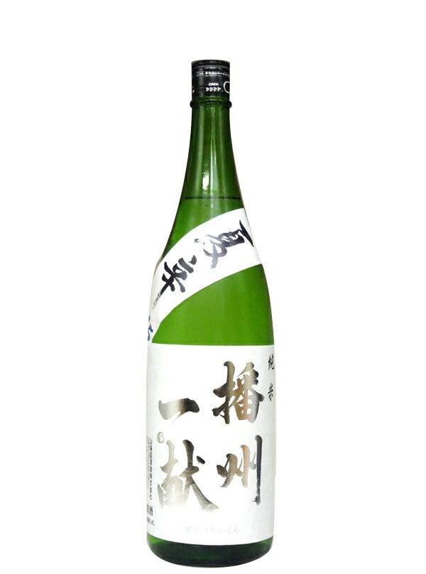 播州一献 純米 夏辛 1800ml - 山陽盃酒造の商品画像