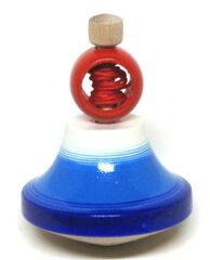 安全で回しやすい 糸引きコマ日本製 懐かしい昔遊びの独楽・こま・コマ日本のおもちゃ 郷土...