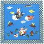 日本製和風布物(綿チーフ)小風呂敷和柄はんかち(ハンカチ)はんかち(ハンカチ)鯉幟鯉のぼりこいのぼり