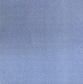 日本製 和風布物(綿チーフ)小風呂敷 縁起物 リバ−シブル和柄はんかち(ハンカチ) 小紋青