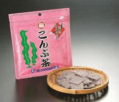 【昆布茶】羅臼でたいへん人気のある昆布茶梅風味のものです。【梅昆布茶】