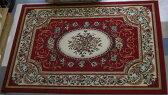 お買い得【即納可!!】【送料無料!!】再入荷しました♪【送料無料】ウィルトン織り絨毯 レッドサイズ:160×230cm