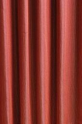 カーテン オーダーメイドカーテン【送料無料】高級 スペイン製 「ロレント RED」 巾 301〜400cm×丈 211〜250cm 1.5倍ヒダ新築 マンション かけ替え 掛替