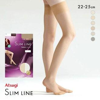 (厚木) 厚木 (超薄) 超薄單獨長襪大腿長度松 kuchigom 女士