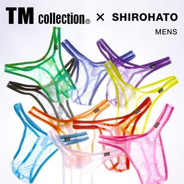 インナー・下着, Tバック (3) ( )TM collectionSHIROHATO T