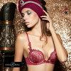 (アンブラ)ANNEBRA Morocco 3/4カップ ブラジャー 総レース BCDEFG 大きいサイズ BloomUp 谷間ブラ 単品