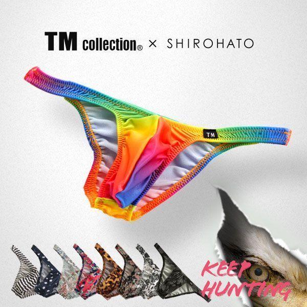 インナー・下着, ブリーフ (3) TM collection SHIROHATO YKS Variety of patterns M L LL