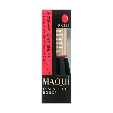 【送料無料】 資生堂 マキアージュ エッセンスジェルルージュ PK323 SHISEIDO MAQuillAGE
