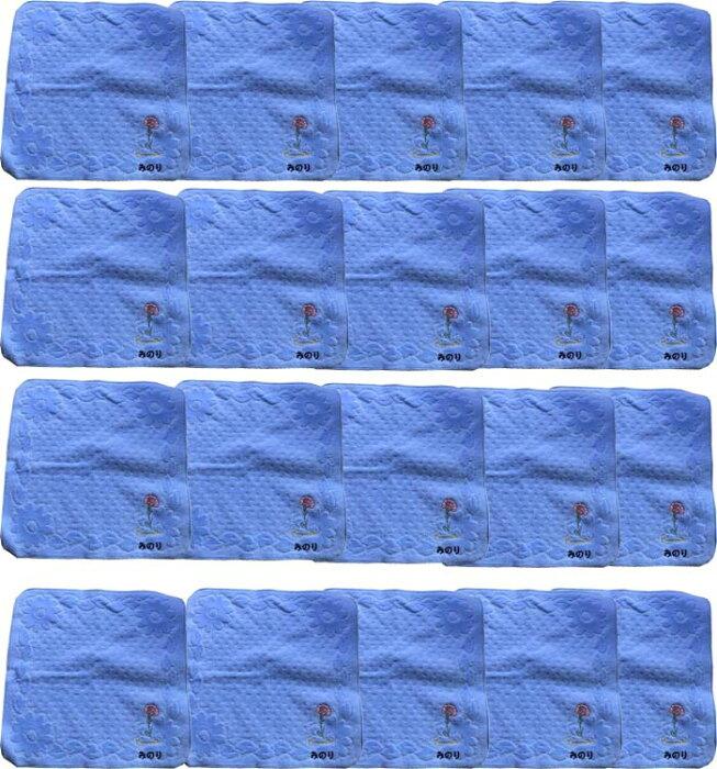 【12ケ月の花タオルハンカチ/5月カーネーション20枚】名前入り ハンカチ レディース 誕生日プレゼント 花言葉 ネーム刺繍 タオル ハンカチ レディース名前 名入れ プレゼント 名入れ 文字入り