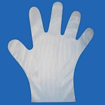 ポリ手袋クリーンハンディガード
