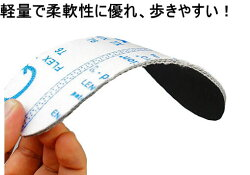 is-fit踏み抜き防止インソール釘・ガラス片・廃材など危険物から足を保護します。インソール中敷き踏抜き防止モリトレビュー記入キャンペーン対象商品