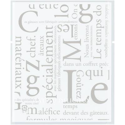 福助工業 カマス袋 カマスGT(透明タイプ) No.2 ポットブラウン (115mm×140mm) (5600枚)【ケース売り】 FK