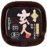 自然栽培・天然醸造米みそ 玄人(くろうと)400g