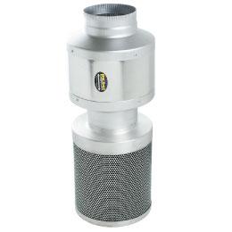 PhatMufflerMINI150mm50〜85%のノイズ低減能力可能の消音マフラー(サイレンサー)