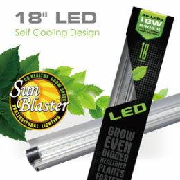 植物育成ledSunBlasterLEDStripLight18W(47.4cm)GrowLEDLighting