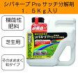 シバキープProサッチ分解剤 ボトル 1.5Kg芝生 サッチ分解 肥料