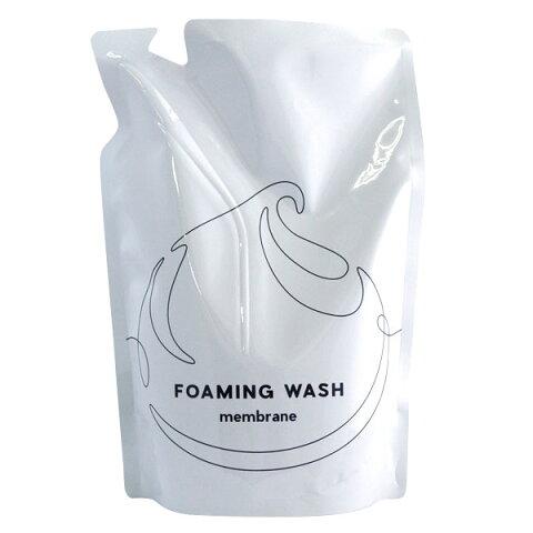 【選べるプレゼント付】CACメンブレン フォーミングウオッシュ 洗浄料 レフィル(詰替え用)(400ml)【CAC】