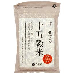 オーサワの十五穀米(300g)【オーサワジャパン】
