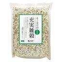 オーサワの充実雑穀(国内産)(1kg)【オーサワジャパン】
