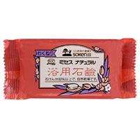ミセスナチュラル・浴用石鹸(110g)【創健社】