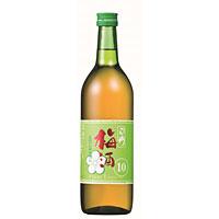 三州梅酒10(濃醇タイプ)(360ml)【角谷文治郎商店】□
