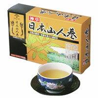 【送料無料】日本山人参茶 ティーバッグ箱入り((3g×15包)×5袋)【エレガントジャパン】