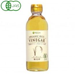ORGANIC RICE VINEGAR(オーガニックライスビネガー)(300ml)【マルシマ】