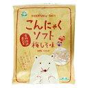 こんにゃくソフト 梅しそ味(17g)【サンコー】