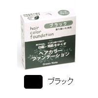 ヘアカラーファンデーション・レフィル(12g)【グリーンノート】