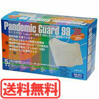【冬季限定】【送料無料】パンデミックガード99 レギュラー(30枚入)【環境化学】