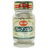 有機ハーブソルト ビン(55g)【海の精】