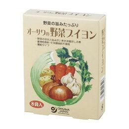 オーサワの野菜ブイヨン5g×8包