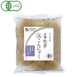 小澤的有機原料土豆球蒟 (180 克)