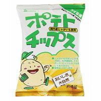 創健社ポテトチップスうす塩味(72g)