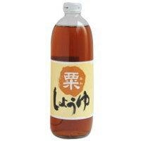 粟しょうゆ(500ml)【大高醤油】の商品画像