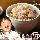 未来雑穀21+マンナン 1kg(500g×2) 完全 国産 雑穀で栄養・健康 お試しセット雑穀ご飯 ...