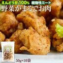 【お徳用10パック】 野菜がまるでお肉 50g×10袋 えん