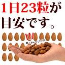 \エクストラNo.1/ 素焼きアーモンド 1kg (500g×2袋) 無添加 送料無料 アーモンド ナッツ おつまみ 無塩 (食塩・砂糖不使用) 無油 (ノンオイル) 無添加 (素焼き) ロースト アーモンド(Almond) おやつ ブラックフライデー