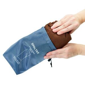 インナーシュラフ綿100%軽量封筒型ブラウン100%コットンインナーシーツ寝袋インナートラベルシーツシュラフシーツ携帯バッグ付きアウトドア用寝具キャンプ車中泊防災ホテルトラック