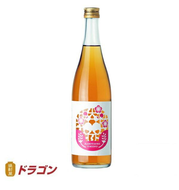 賀茂鶴 梅酒 720ml純米酒仕込 リキュール