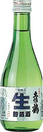 土佐鶴 本醸辛口 生貯蔵酒 300ml 15度日本酒 清酒 とさづる