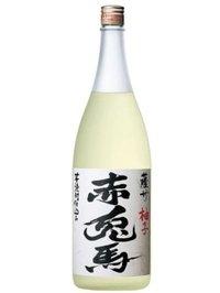 赤兎馬 柚子 (特別限定酒) 14度 1800ml濱田酒造 せきとばゆず リキュール 1.8L