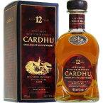 カーデュ 12年 シングルモルト・スコッチ・ウイスキー 700ml【イギリス】