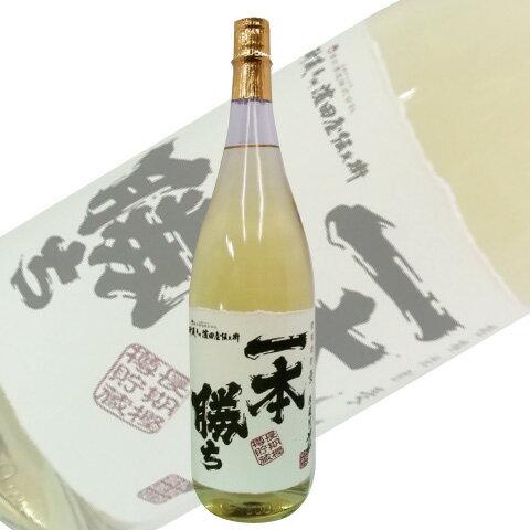 【濱田酒造】一本勝ち 樫樽貯蔵 麦焼酎 1800ml【ドラゴンオリジナル】