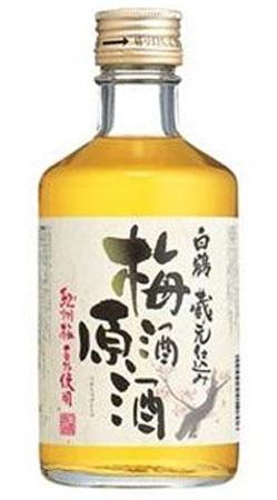 日本酒・焼酎, 梅酒  1920 300ml12